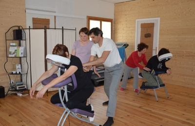 Formation Massage assis Familial