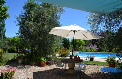Domaine Les Cyprès - Atelier, jardin, vignes
