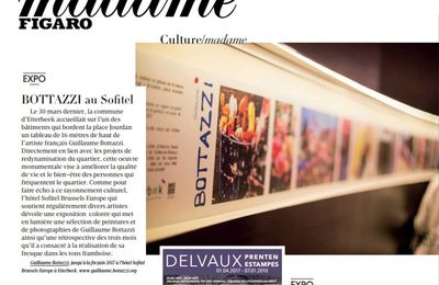 Guillaume Bottazzi / Figaro madame