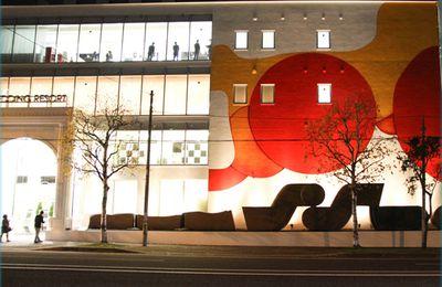 Le musée d'art Miyanomori est le plus grand musée d'art contemporain à Hokkaidō ..