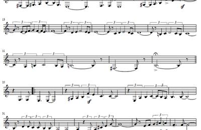 Marche Nuptiale Facile Pour Clarinette Philosophies