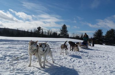 Tourisme d'hiver au Québec