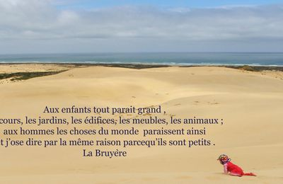 Image citation 31  (9/10) - Si petit dans l'immensité