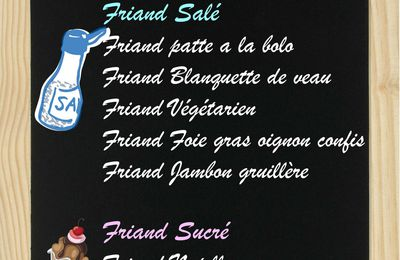 Le friand deviens star