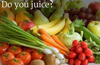 Do you juice ?