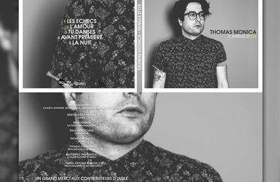 L'Angle d'Or de Thomas Monica - Review de son premier EP en avant-première
