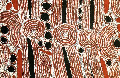 L'artiste peintre aborigène N. Napurrula est décédée le 9 novembre 2013