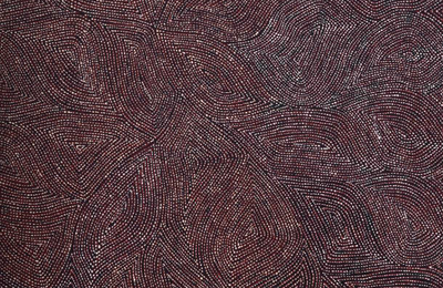 Une sélection d'oeuvres aborigènes