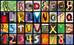 Au pays d'Alphabet ...