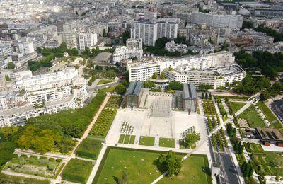 Parc André Citroën : les atouts de l'espace vert le plus moderne de Paris