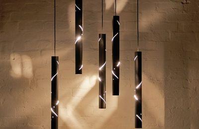 Erzeugung von schwarzen Regengusse mit LEDs