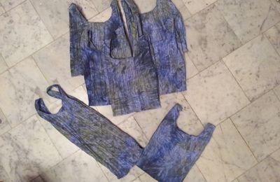 Petits sacs pour remplacer les sacs en plastique