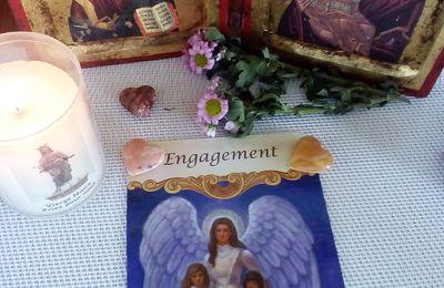 Influence énergétique spirituelle des Anges Gardiens et des Saints du lundi 13 mars 2017