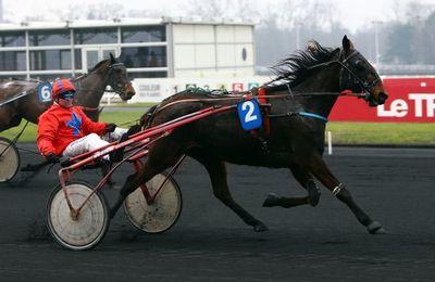 Nos chevaux à suivre en piste vendredi soir à Vincennes