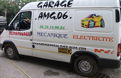 Garage amg 06 : location camionnette Ford transit