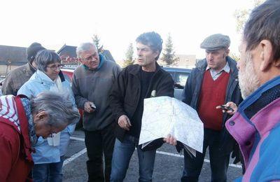 Balade autour du Frémur du samedi 6 décembre 2014