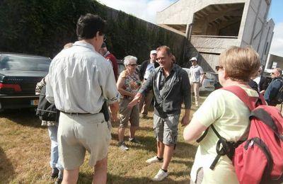 Balade estivale à Corlay : visite de l'Equipole, du musée dans le château et des étangs de Corlay