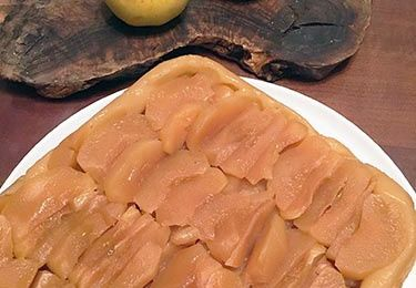 Tarte tatin {version express}