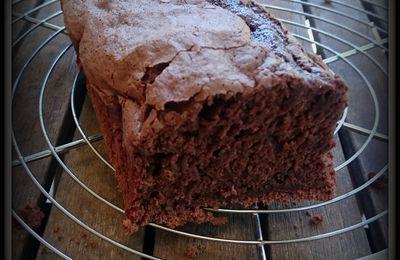 Cake au chocolat light