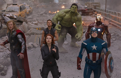 Avengers Assemble / Age of Ultron