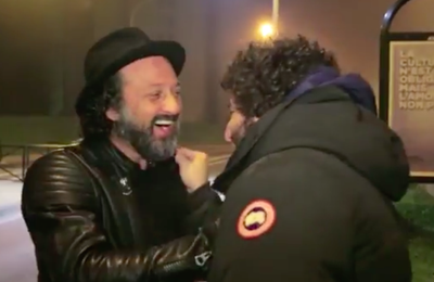 Mr.Brainwash french interview part 2