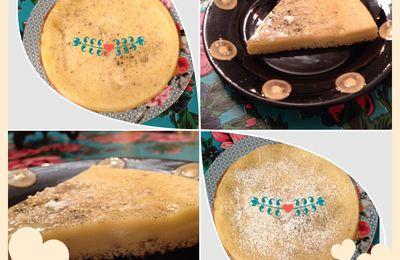 C'est magique ! le gâteau MAGIQUE.