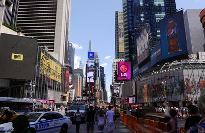 ...Times Square...