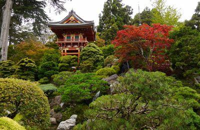 ... Promenade zen au Japanease Tea Garden...