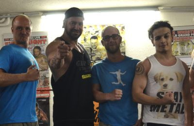 Das Catch Wrestling Dojo in Leoben
