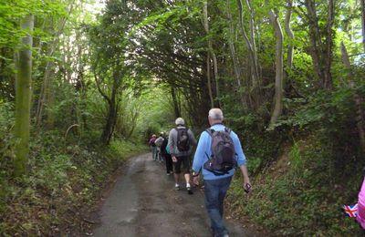 Calendrier des randonnées du quatrième trimestre 2015