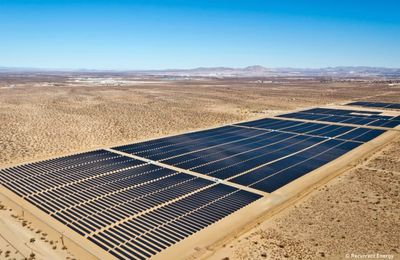 Solar in California and Arizona: More of a good thing