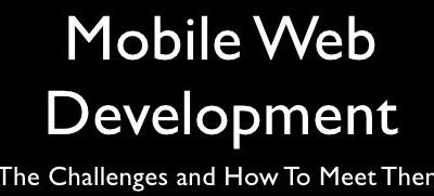 Mobile phones are no longer restricted to calls and messaging. Internet browsing and online shopping is also assumed to be a mobile function