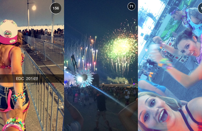 Snapchat Steps On Twitter's Toes, Lets You Follow Remote Events Live