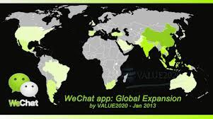 Chine : La révolution digitale WeChat