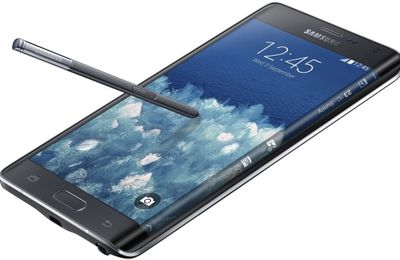 Samsung launches the Galaxy Note Edge in India