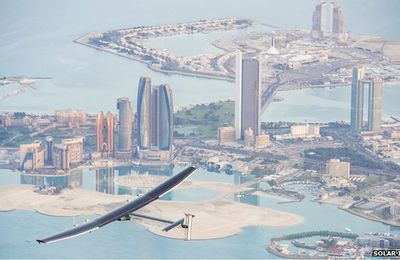 Solar Impulse plane set for epic global flight