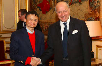 Alibaba officialise sa présence en France