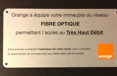 Orange passe le million de clients Fibre