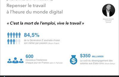 Fin du salariat, CDO or not, le bonheur en entreprise … le Report 2016 du Frenchweb Day RH