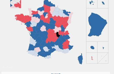 France Tres Haut Debit : la carte des projets