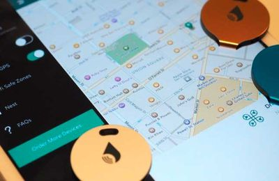 How to Track all your items, your Car or anything else ... - Nouveau Système De Géolocalisation