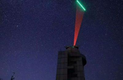 Chine : liaison quantique depuis l'espace pour envoyer des clés de chiffrement