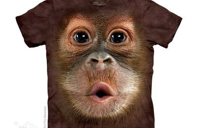 Amazing Big Face Animals 3D T-Shirts and Hoodies : Vous aimez ! OOKAWA aussi alors OOkawa partage !