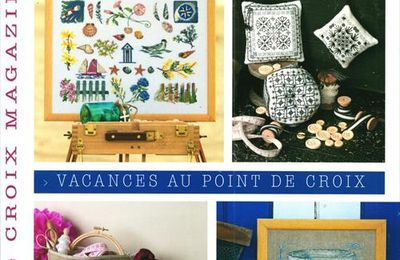 Point de croix Magazine N°105