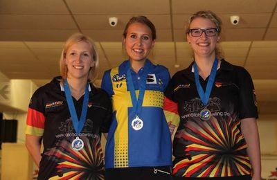 Championnat d'Europe Dames à VIENNE: Le All-Events