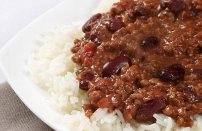 Recette Chilli con carne au soup & co