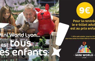 Offre de rentrée Mini Word Lyon - 9 € pour tous