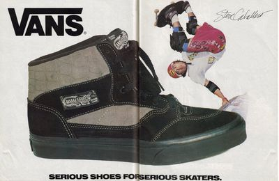"Vans "" 50th Years"" Pro Skate Last Drop"