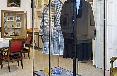 Un manteau pour Gide © Mireille Laborie