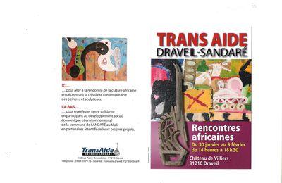 EXPOSITION TRANS-AIDE - Chateau de Draveil